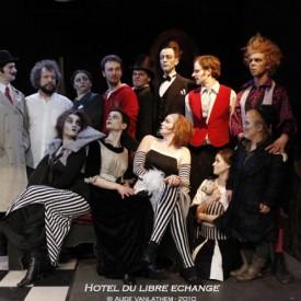 """Vincent - Mise en scène de """"L'Hôtel du libre échange"""""""