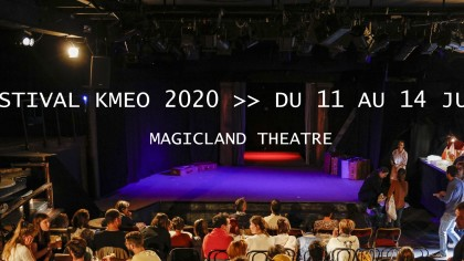 FESTIVAL KMEO 2019 AU MAGIC LAND THEATRE PHOTO AUDE VANLATHEM