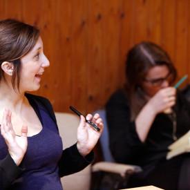Manuela - En coaching KMeo